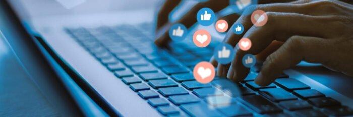Sociala medier - Facebook och Instagram