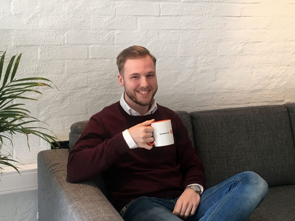 Alexander Roos, Digital Affärsutvecklare
