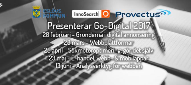 InnoSearch i samarbete med Eslövs Kommun kring digitalisering