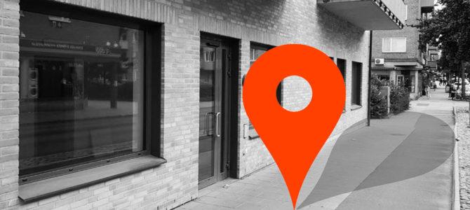 InnoSearch i flyttagen – Välkommen till Västergatan 10A