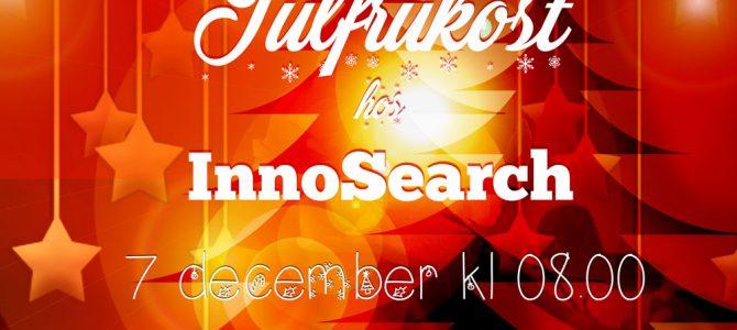 Julfrukost hos InnoSearch